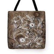 Coffee Flowers 6  Tote Bag