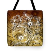 Coffee Flowers 6 Calypso Tote Bag