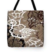 Coffee Flowers 9 Tote Bag