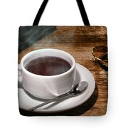 Coffee For The Voyageur Tote Bag