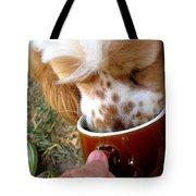Coffee Hound Tote Bag