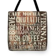 Coffee Of The Day 1 Tote Bag