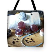 Coffee Soap Tote Bag