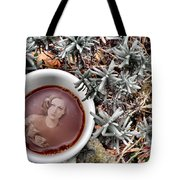 Coffee With Joan Crawford No. 1 Tote Bag