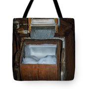 Coffield Washer Tote Bag by Robert Bales