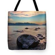 Cogburn Beach Rocks Tote Bag