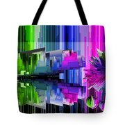 Cognitive Dissonance 2 Tote Bag by Angelina Vick