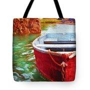 Cohasset Dory Tote Bag