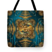 Coherence - Abstract Art By Giada Rossi Tote Bag by Giada Rossi