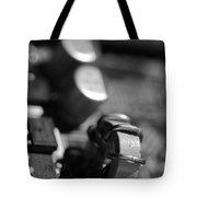Coil Top Profile Tote Bag