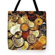 Coinage Tote Bag
