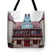 Coindre Hall Entrance Tote Bag