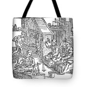 Coiners, 1577 Tote Bag