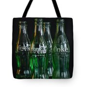 Coke Bottles From The 1950s Tote Bag