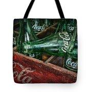 Coke Return For Deposit Tote Bag