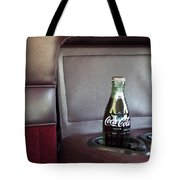 Coke To Go Tote Bag