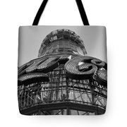 Coca Cola Building Tote Bag