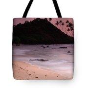 Cola Beach Sunset Tote Bag