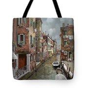 colazione a Venezia Tote Bag