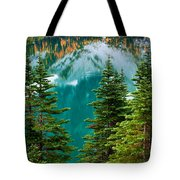 Colchuck Reflection Tote Bag