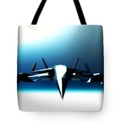 Cold And Hard... Tote Bag