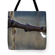 Cold And Silent Tote Bag
