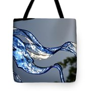 Cold Flame Tote Bag
