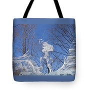 Cold Fury Tote Bag