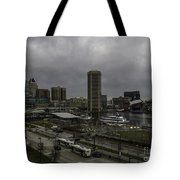 Cold Harbor Day Tote Bag