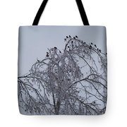 Cold Landing Pt 2 Tote Bag