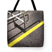 Cold Morning Shopping Tote Bag