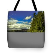 Cold Spring Day In Vermont Tote Bag