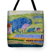 Cold Spring Harbor Tote Bag