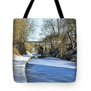 Cold Start Tote Bag