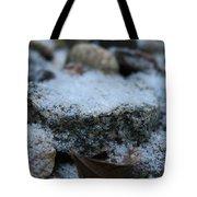 Cold Stone Tote Bag