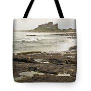 Cold Waves Of Northumberland Tote Bag