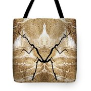 Cold Whispers Tote Bag