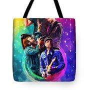 Coldplay Mylo Xyloto Tote Bag