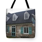 Cole Diggs House Yorktown Tote Bag by Teresa Mucha