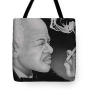 Coleman Hawkins Tote Bag