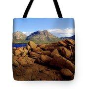 Coles Bay Colours Tote Bag