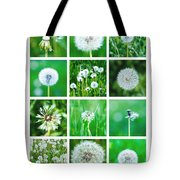 Collage June - Featured 3 Tote Bag