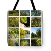 Collage September - Featured 3 Tote Bag