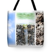 Collage The Fifth Element Tote Bag