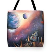 Collecting Cheese Tote Bag