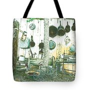Collecting Dust Tote Bag
