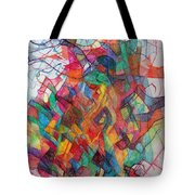 Collecting Thought 3 Tote Bag