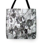 Collecting Thought 6 Tote Bag