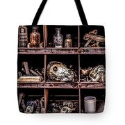 Collection At Techatticup Gold Mine-alt Process Tote Bag