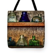 Collection - Ink Wells 1 Tote Bag